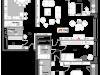 """Схема квартиры в проекте """"РЕНОМЭ""""- #1102913282"""