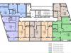 """Схема квартиры в проекте """"River Park (Ривер Парк)""""- #553993466"""