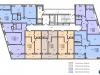 """Схема квартиры в проекте """"River Park (Ривер Парк)""""- #629446157"""