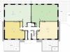 """Схема квартиры в проекте """"River Residences""""- #1501005196"""