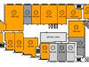 "Схема квартиры в проекте ""Riverdale (Ривердэйл)""- #357378462"