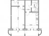 "Схема квартиры в проекте ""Северное сияние""- #1516676217"