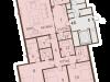"""Схема квартиры в проекте """"Шоколад""""- #1303717057"""