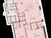 """Схема квартиры в проекте """"Шоколад""""- #1864641347"""