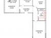 "Схема квартиры в проекте ""Шустовъ-Парк (Шахматово-Парк)""- #733262514"