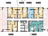 """Схема квартиры в проекте """"Сказочный лес""""- #256727624"""