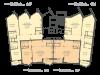 """Схема квартиры в проекте """"Сколково Парк""""- #451944616"""