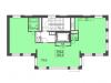 """Схема квартиры в проекте """"Сомелье""""- #773348932"""