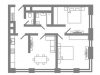 "Схема квартиры в проекте ""Stellar City""- #88183037"