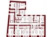 """Схема квартиры в проекте """"Stoleshnikov 7""""- #1146975079"""