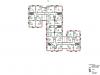 "Схема квартиры в проекте ""Студио №12 (Studio #12)""- #1156095034"