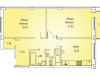 """Схема квартиры в проекте """"Суханово парк""""- #640655781"""