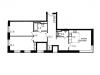 """Схема квартиры в проекте """"Свой""""- #1374806011"""