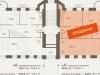 "Схема квартиры в проекте ""The Pleasant House (Добрынинский)""- #1884545768"