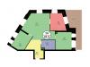 "Схема квартиры в проекте ""Union Park (Юнион парк)""- #1146776776"