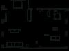 "Схема квартиры в проекте ""Вавилова, 69А""- #1932178427"