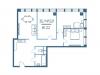 "Схема квартиры в проекте ""Vernad Sky""- #66849511"