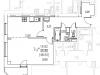 """Схема квартиры в проекте """"Виват Чехов""""- #1231910068"""