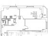 """Схема квартиры в проекте """"Виват Чехов""""- #808125828"""