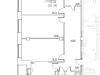 """Схема квартиры в проекте """"Виват Чехов""""- #2112830977"""