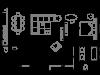 "Схема квартиры в проекте ""ВТБ Арена Парк""- #1847295004"