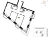 "Схема квартиры в проекте ""Wellton Towers""- #1610541851"