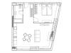 """Схема квартиры в проекте """"YE'S Ботанический сад""""- #2015284169"""
