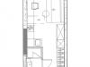 """Схема квартиры в проекте """"YE'S Ботанический сад""""- #2069965262"""