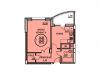 """Схема квартиры в проекте """"Южный""""- #113061845"""