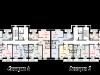 "Схема квартиры в проекте ""Западный бастион""- #680485420"
