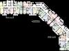 "Схема квартиры в проекте ""Западный бастион""- #1075132342"
