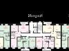 "Схема квартиры в проекте ""Западный бастион""- #461942865"