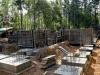 Жилой комплекс Жилой квартал Лесная Отрада — фото строительства от 13 октября 2020 г., вторник - #2007241263
